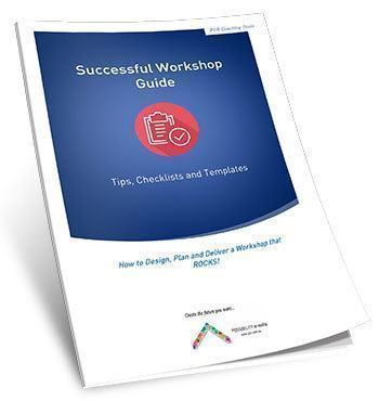 How to facilitate a successful workshop