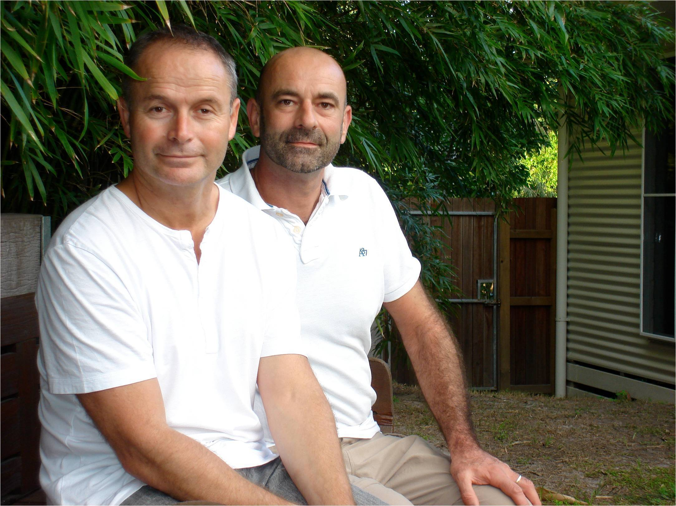 Andrew and Matt - Successful Seachangers