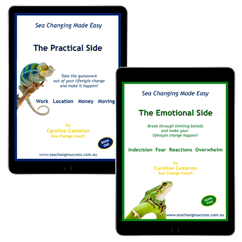Sea Changing Made Easy - 2 eBook Bundle