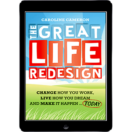The Great Life Redesign eBook