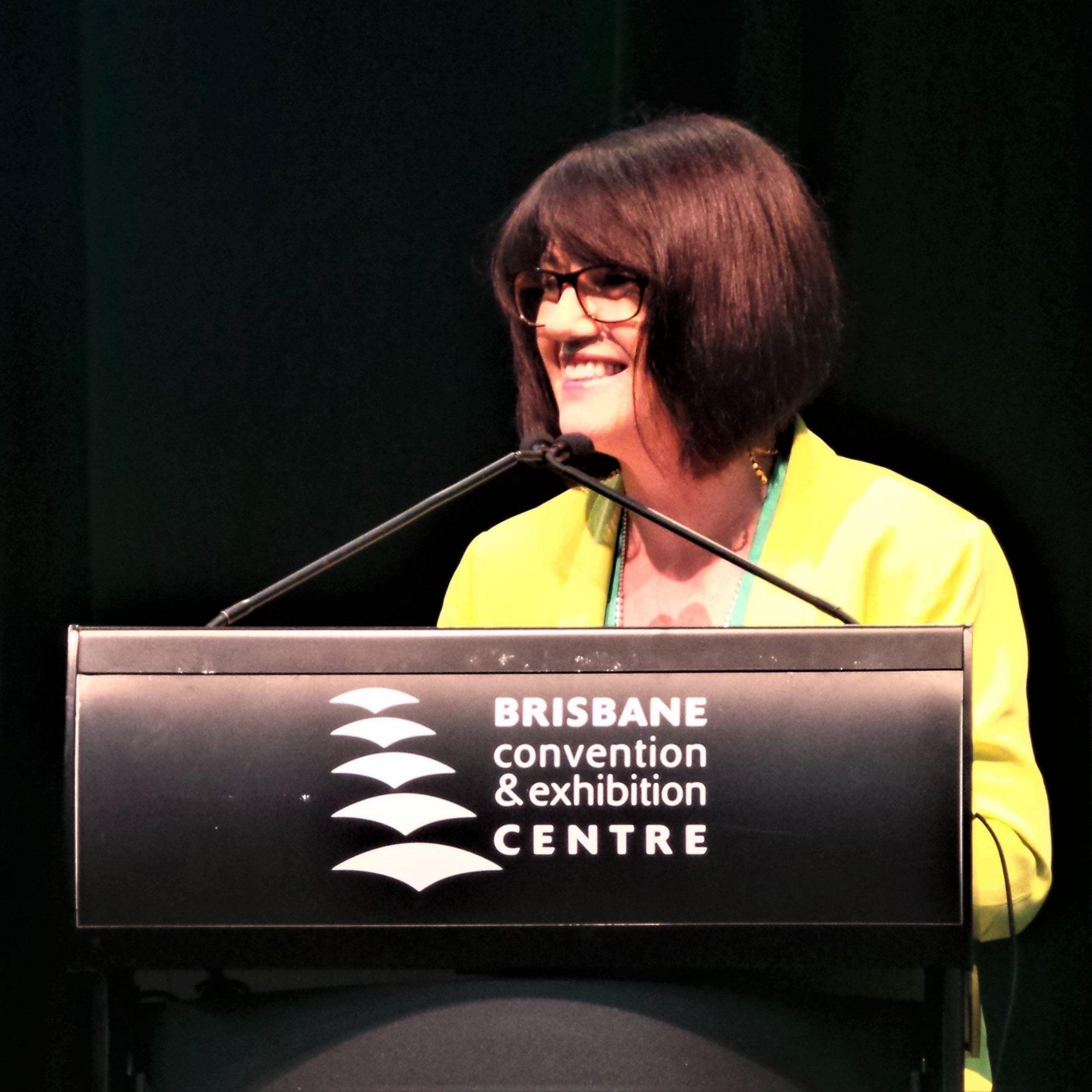 nference Speaker MC Melbourne