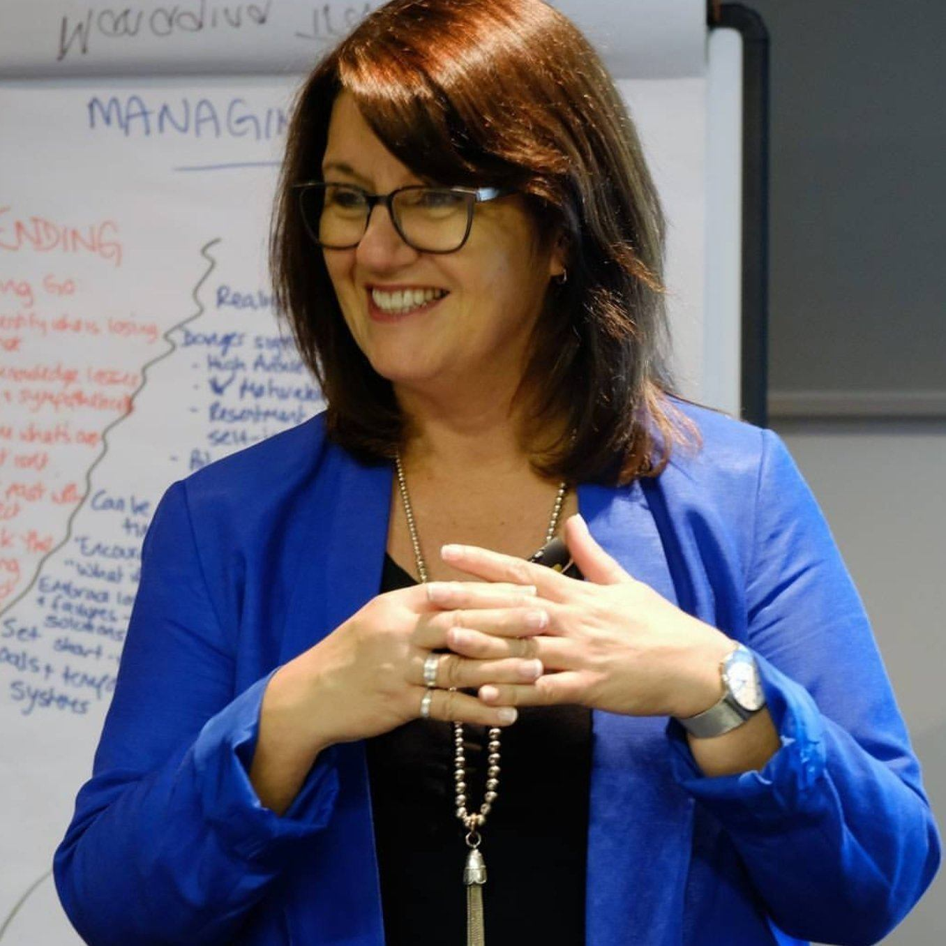 Caroline Cameron Workshop Facilitator Melbourne