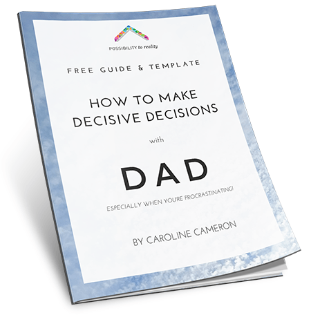 P2R Coaching Tools_Decisive Decision Maker Guide and Template
