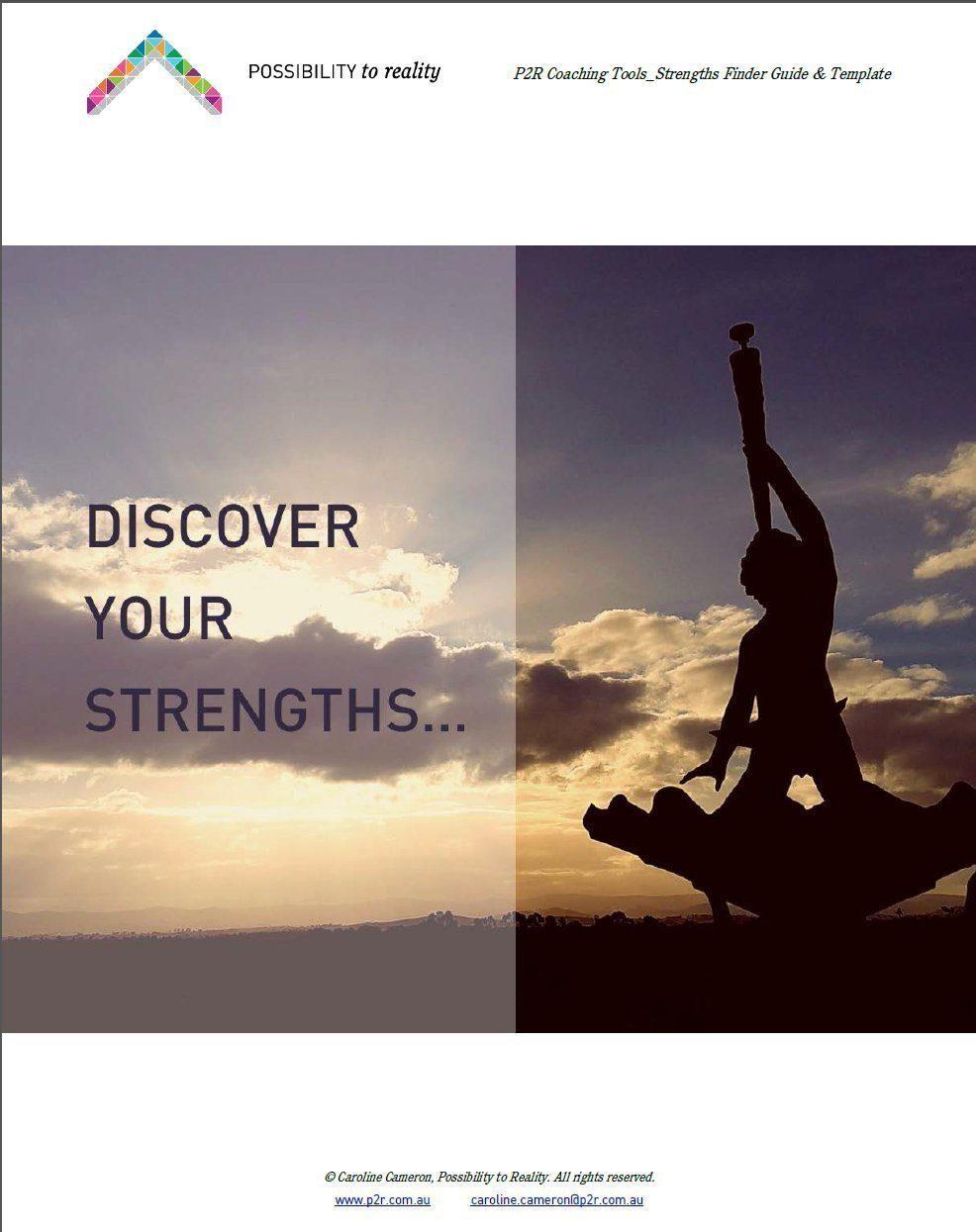 Leadership Strengths Finder