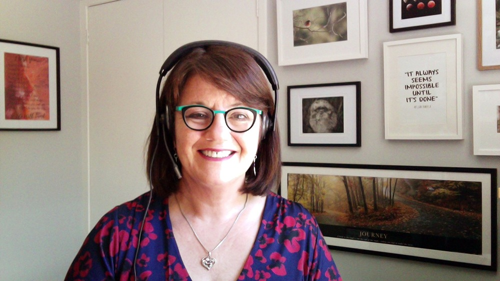 Caroline Cameron Online Coaching